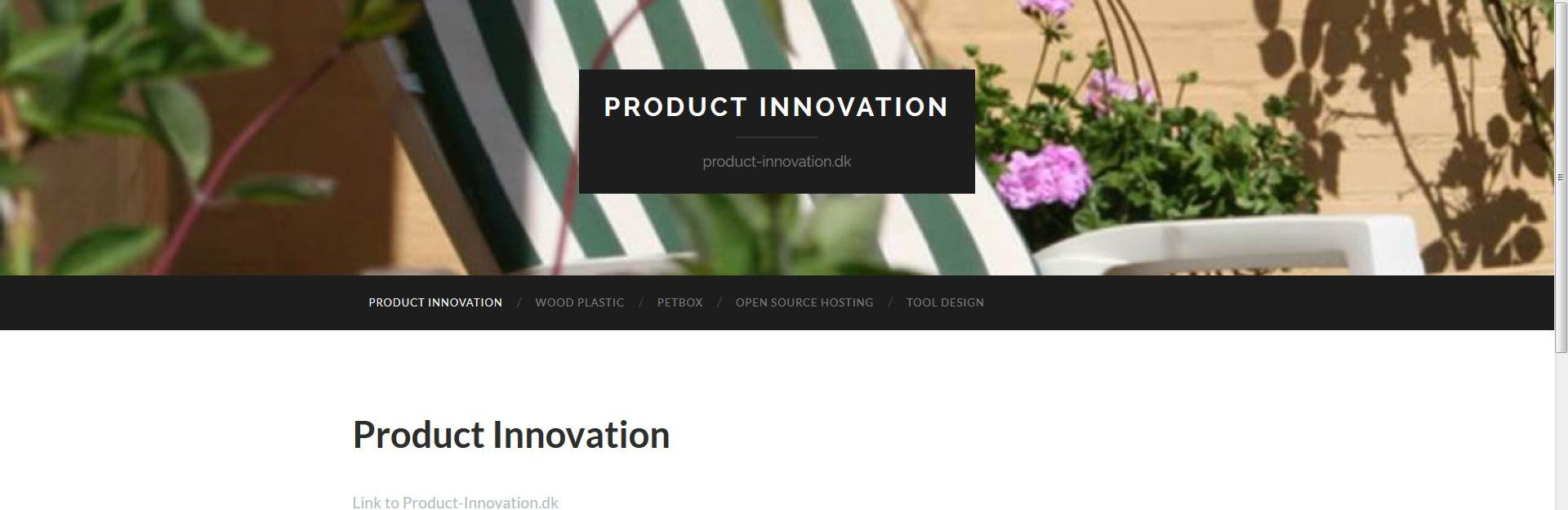 Product-Innovation.dk